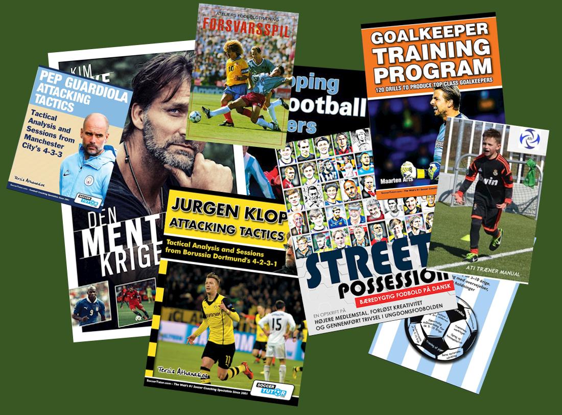 Fodbold fagbøger